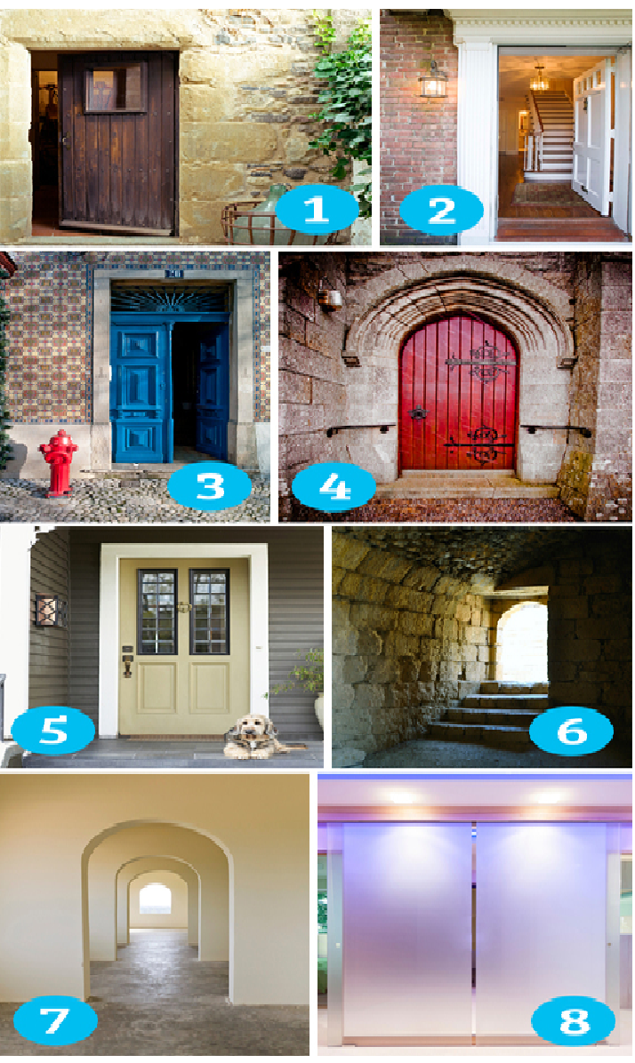 What type of door are you?
