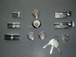 High Security Locking System Sidebar